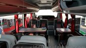 Mercedes OC 500 RF 2542 bus chassis seats at the 2014 Indonesia International Motor Show