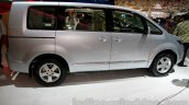 Mitsubishi Delica at the 2014 Indonesia International Motor Show profile