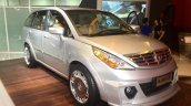 Modified Tata Aria at the 2014 Indonesia International Motor Show front quarter