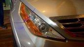 Modified Tata Aria at the 2014 Indonesia International Motor Show headlight