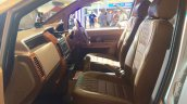 Modified Tata Aria at the 2014 Indonesia International Motor Show interior