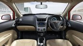 New Chevrolet Sail dashboard press image