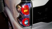 New Mahindra Scorpio LED taillights Delhi launch