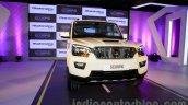 New Mahindra Scorpio front Delhi launch