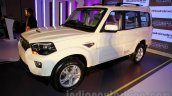 New Mahindra Scorpio front quarter Delhi launch
