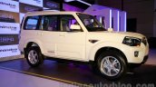 New Mahindra Scorpio front three quarter Delhi launch