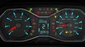 New Mahindra Scorpio instrument console