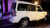 New Mahindra Scorpio profile Delhi launch