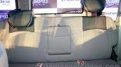 New Mahindra Scorpio rear seat back Delhi launch