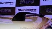New Mahindra Scorpio roof rail Delhi launch