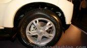 New Mahindra Scorpio wheel Delhi launch