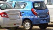 New Maruti Alto K10 spotted blue color