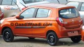 New Maruti Alto K10 spotted taillight