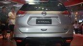 New Nissan X-Trail rear at CAMPI 2014