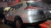 New Nissan X-Trail rear left three quarter at CAMPI 2014