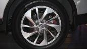 New Nissan X-Trail wheel at CAMPI 2014