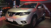 Nissan X-Trail front left three quarter at CAMPI 2014