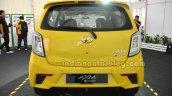 Perodua Axia Advance SE rear