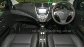 Perodua Axia Advance SE dashboard