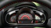 Perodua Axia Advance SE speedometer