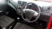 Perodua Axia spied in Malaysia G variant interior