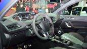 Peugeot 308 GT cabin at the 2014 Paris Motor Show