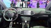 Peugeot 308 GT interior at the 2014 Paris Motor Show