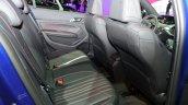 Peugeot 308 GT rear seats at the 2014 Paris Motor Show