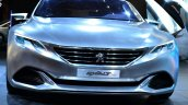 Peugeot Exalt Concept front fascia at the 2014 Paris Motor Show