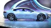 Peugeot Exalt Concept side at the 2014 Paris Motor Show