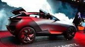 Peugeot Quartz at the 2014 Paris Motor Show