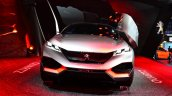 Peugeot Quartz front at the 2014 Paris Motor Show