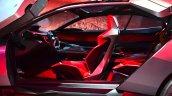 Peugeot Quartz interior at the 2014 Paris Motor Show