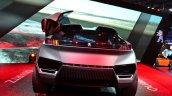 Peugeot Quartz rear fascia at the 2014 Paris Motor Show