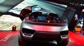 Peugeot Quartz rear view at the 2014 Paris Motor Show