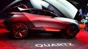 Peugeot Quartz side at the 2014 Paris Motor Show