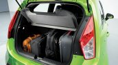 Proton Iriz press image boot with luggage