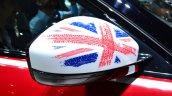 Range Rover Evoque SW1 ORVM at the 2014 Paris Motor Show