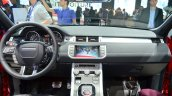 Range Rover Evoque SW1 interior at the 2014 Paris Motor Show