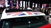 Range Rover Evoque SW1 roof at the 2014 Paris Motor Show