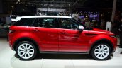 Range Rover Evoque SW1 side at the 2014 Paris Motor Show