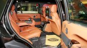 Range Rover LWB rear seats at the 2014 Indonesia International Motor Show