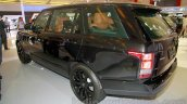 Range Rover LWB rear three quarters at the 2014 Indonesia International Motor Show