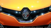 Renault Captur at the 2014 Indonesia International Motor Show grille