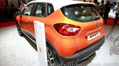 Renault Captur at the 2014 Indonesia International Motor Show rear quarter