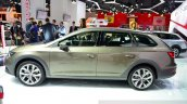 Seat Leon X-Perience side at the 2014 Paris Motor Show