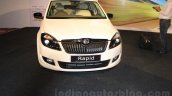 Skoda Rapid facelift Elegance Black Package grille