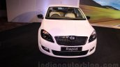 Skoda Rapid facelift Elegance Black Package
