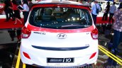 Sporty Hyundai Grand i10 at the 2014 Indonesia International Motor Show rear