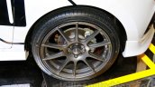 Sporty Hyundai Grand i10 at the 2014 Indonesia International Motor Show wheel